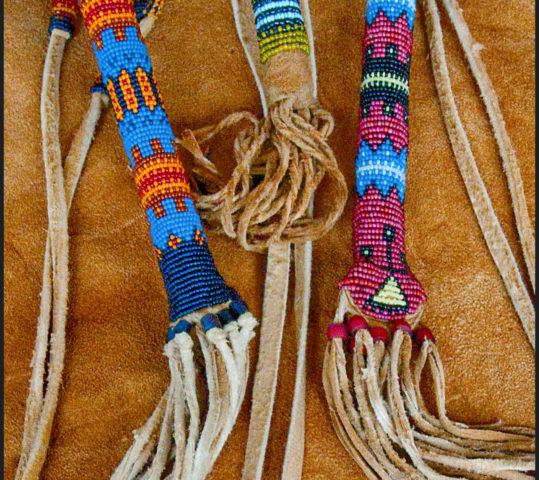 Traditional Beading